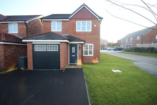 Thumbnail Detached house for sale in Sanderling Way, Wesham, Preston