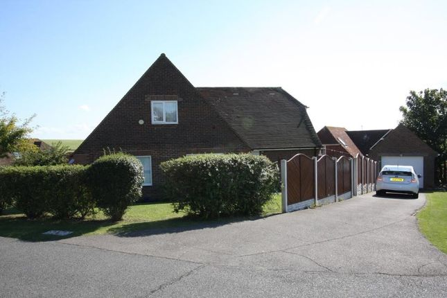 Thumbnail Detached house to rent in Michel Dene Road, East Dean, Eastbourne