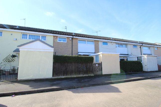 Thumbnail Terraced house for sale in Topcliffe Garth, Bransholme, Hull
