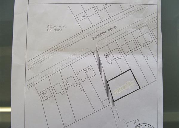 Thumbnail Land for sale in Finedon Road, Wellingborough