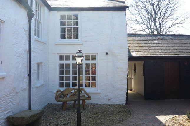 Thumbnail Cottage to rent in Horningtops, Liskeard