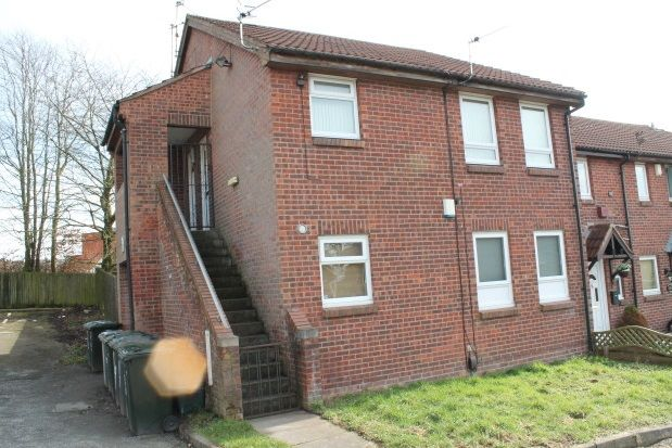Thumbnail Studio to rent in Finsbury Road, Arnold, Nottingham