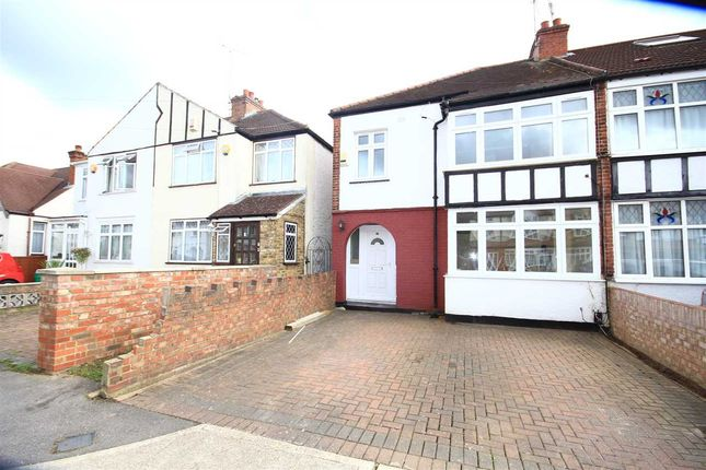 Thumbnail Semi-detached house to rent in Parkfield Avenue, Hillingdon, Uxbridge
