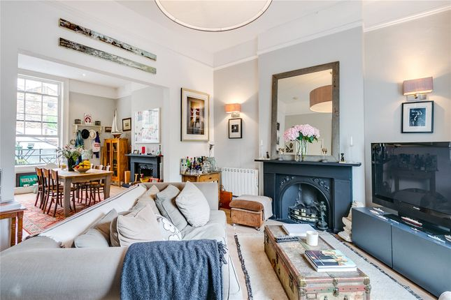 Thumbnail Flat for sale in Chepstow Road, London