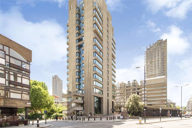 Thumbnail Flat for sale in Blake Tower, 2 Fann Street, Barbican, London