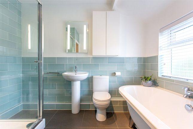 Bathroom of Wensley Grove, Leeds, West Yorkshire LS7