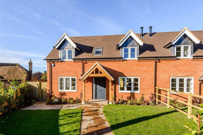 Thumbnail Semi-detached house for sale in Priest Hill, Nettlebed, Oxfordshire