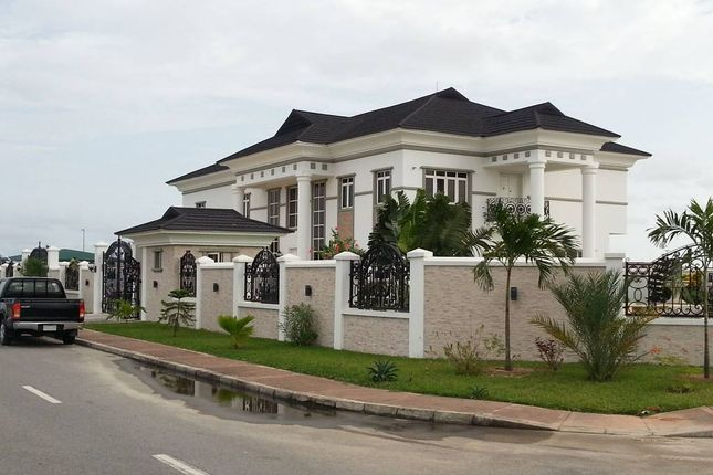 Thumbnail detached house for sale in lekki royal gardens estate lekki expressway nigeria
