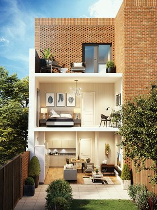 Thumbnail Terraced house for sale in Southampton Way, Camberwell, London