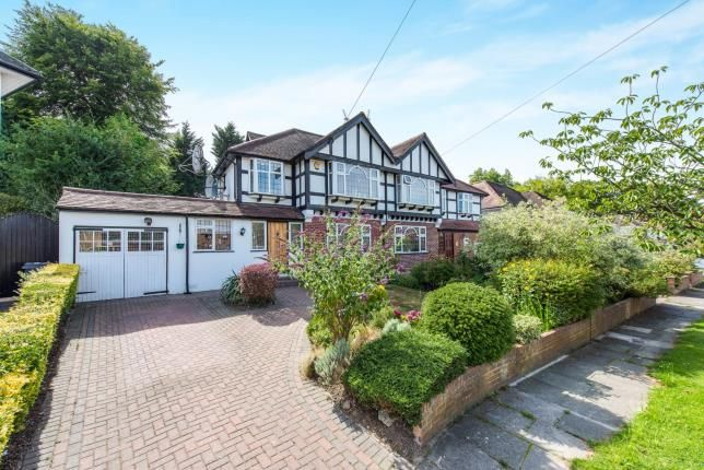 Thumbnail Semi-detached house for sale in London, Kingston Vale, London