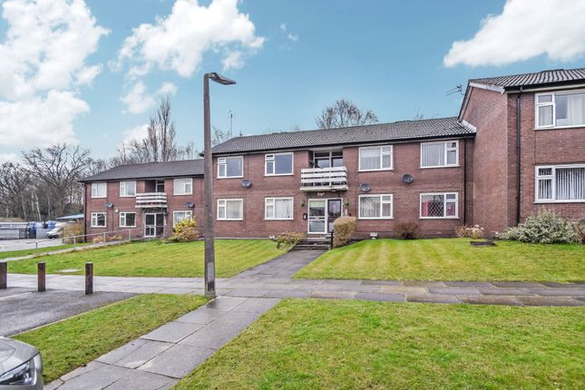 1 bed flat for sale in Heywood Gardens, Prestwich M25