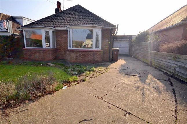 Thumbnail Bungalow for sale in Grimsby Road, Humberston, Grimsby