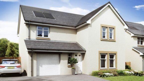 Thumbnail Property for sale in Calder Glade Calderpark, Carronhall Drive, Uddingston, Glasgow