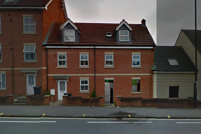 Thumbnail Town house for sale in Whitehall Road, Redfield, Bristol