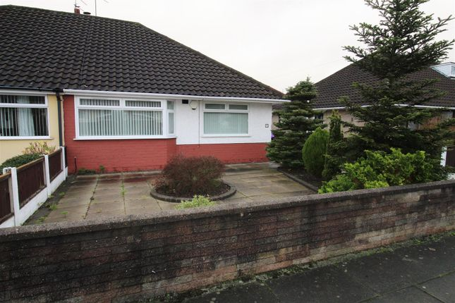 2 bed semi-detached bungalow for sale in Wrekin Drive, Aintree, Liverpool L10