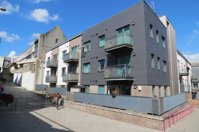 Thumbnail Flat for sale in China Court, South Street, St Austell