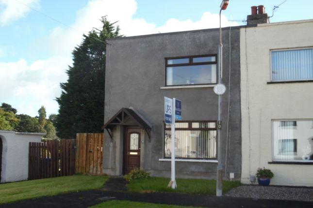 Thumbnail Terraced house for sale in Abbots Gardens, Newtownabbey