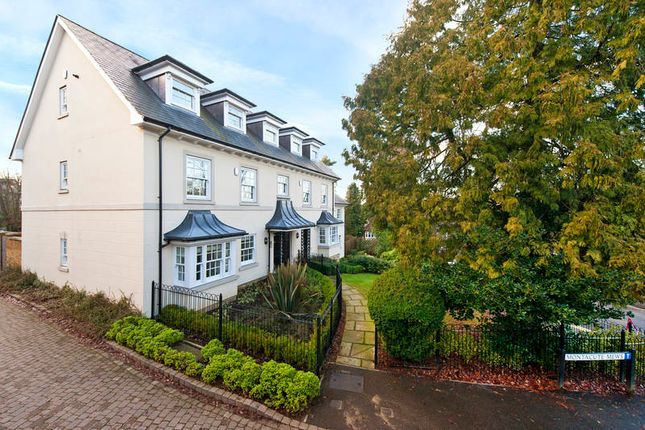 Thumbnail Flat for sale in Montacute Road, Tunbridge Wells