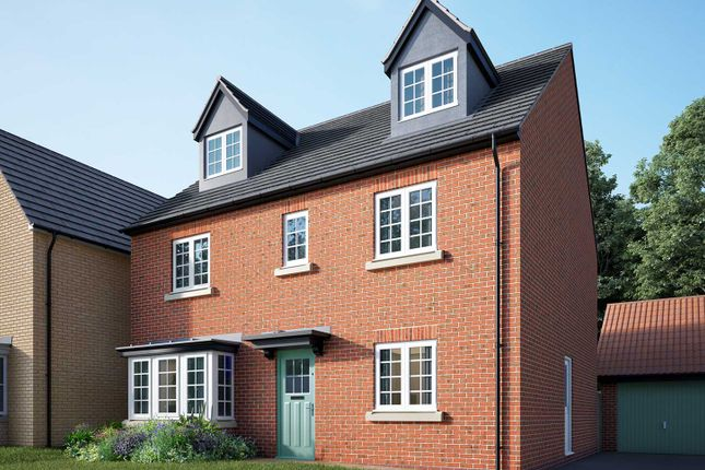 """Detached house for sale in """"The Fletcher"""" at Isemill Road, Burton Latimer, Kettering"""