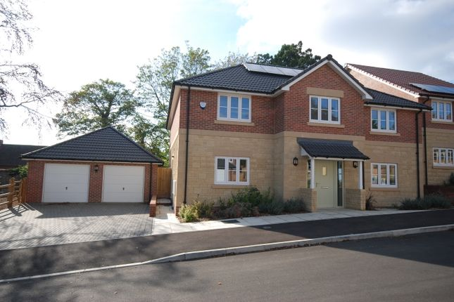 Thumbnail Detached house for sale in Elmhurst Gardens, Trowbridge
