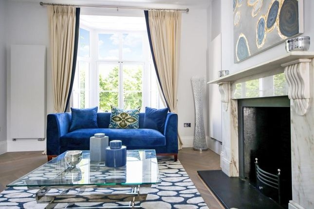 Thumbnail Flat to rent in Alma Square, London
