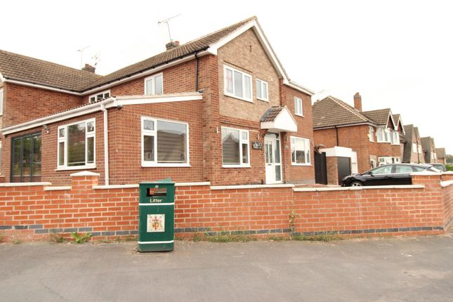 Thumbnail Link-detached house to rent in Brookside Drive, Oadby, Leicester, Leicestershire