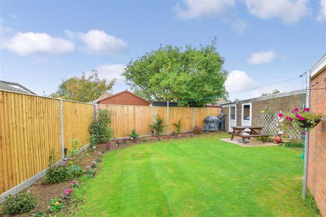 Rear Garden of Short Furlong, Littlehampton, West Sussex BN17