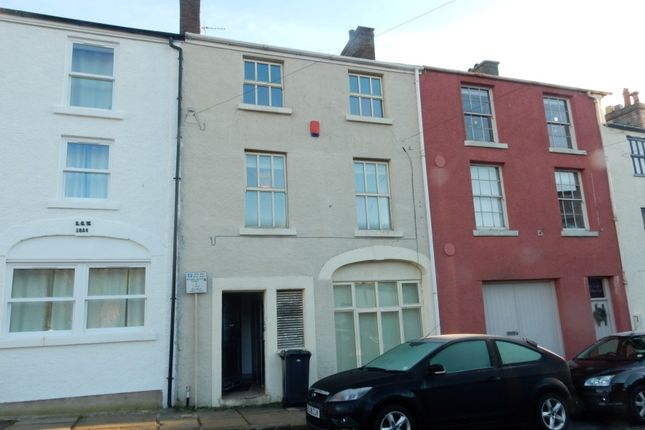 Thumbnail Flat for sale in Flat 2, 52 The Gill, Ulverston, Cumbria