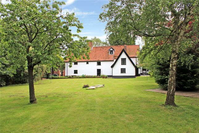 Thumbnail Detached house for sale in The Street, Tibenham, Norwich, Norfolk