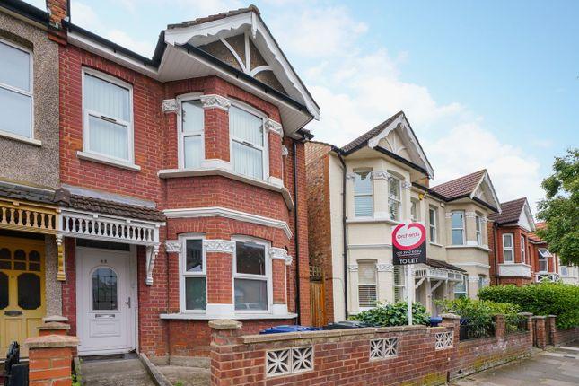 Thumbnail Property to rent in Leighton Road, London