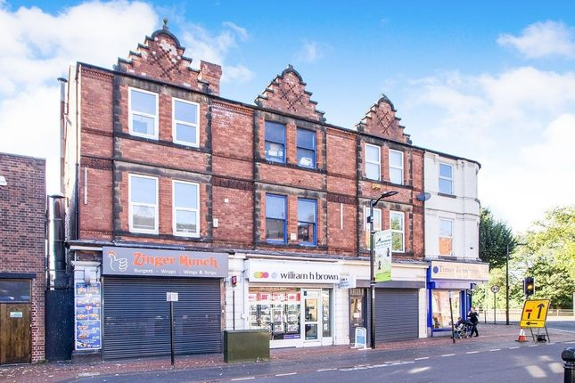 Thumbnail Flat to rent in Bulwell High Road, Nottingham
