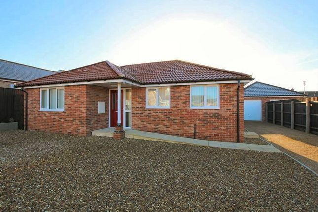 3 bed detached bungalow for sale in Orchard Way, Southery, Downham Market