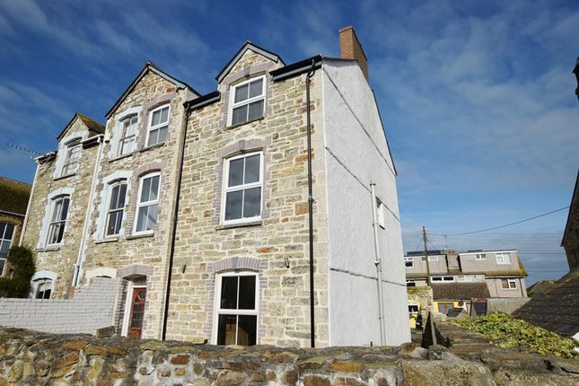 Thumbnail Semi-detached house for sale in Eureka Vale, Perranporth