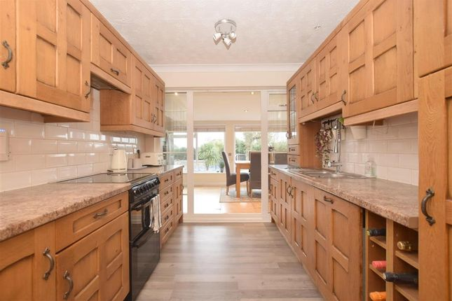 Thumbnail Detached bungalow for sale in Chestnut Avenue, Bedhampton, Havant, Hampshire