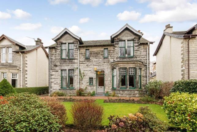Thumbnail Detached house for sale in Poplar Avenue, Bishopton, Renfrewshire, .