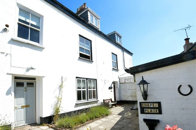 Thumbnail Semi-detached house for sale in Chapel Place, Fore Street, Topsham, Exeter, Devon