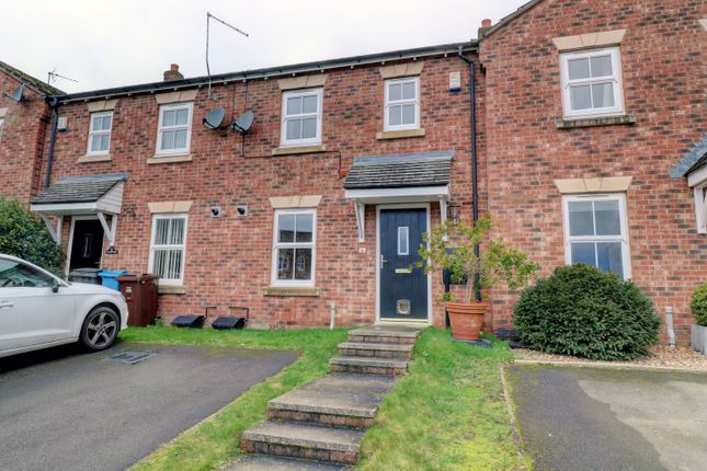 Thumbnail Town house to rent in New School Close, Mosborough, Sheffield
