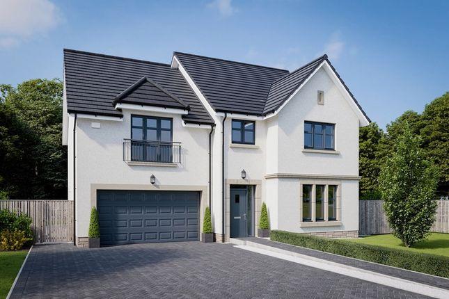 "Thumbnail Detached house for sale in ""Garvie"" at Bucksburn, Aberdeen"