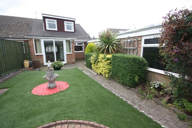 Thumbnail Semi-detached house for sale in Whitby Avenue, Guisborough