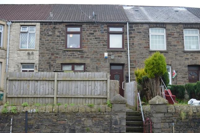 Terraced house to rent in Wood Road, Treforest, Pontypridd