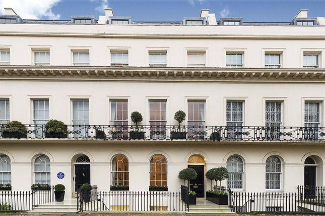 Thumbnail Terraced house for sale in Chester Terrace, Regent's Park, London