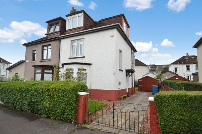 Thumbnail Semi-detached house for sale in Boyd Street, Govanhill, Glasgow