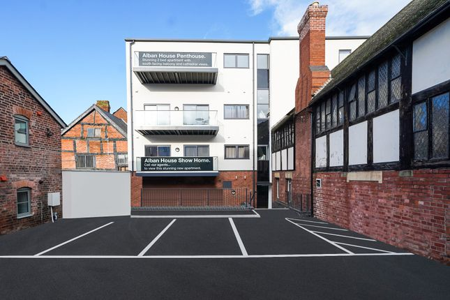 1 bed flat for sale in East Street, Hereford HR1