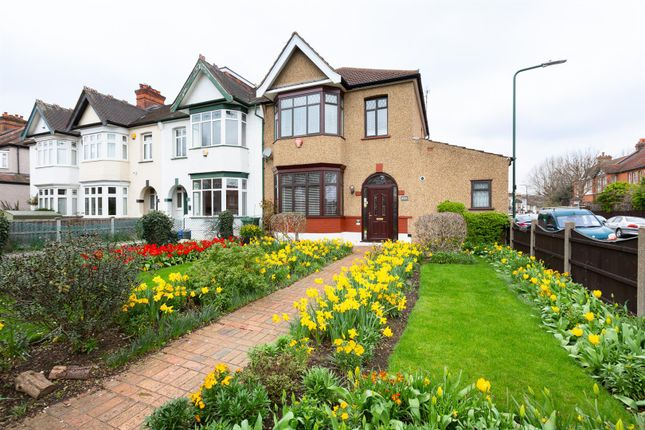 Thumbnail End terrace house for sale in Grosvenor Road, London