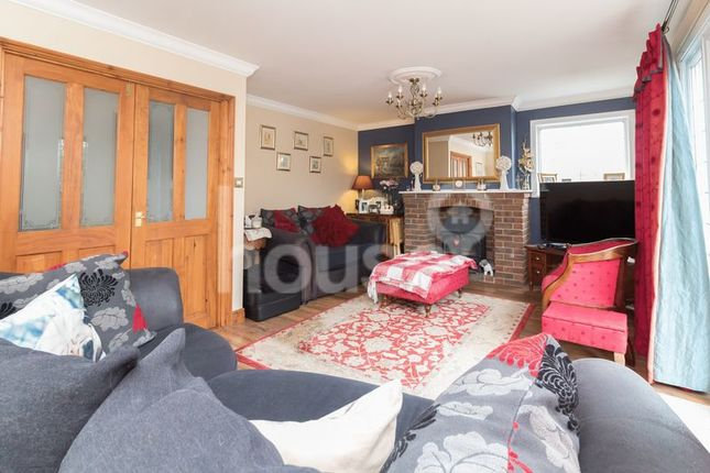 Thumbnail Detached house for sale in Minster Drive, Minster On Sea, Sheerness