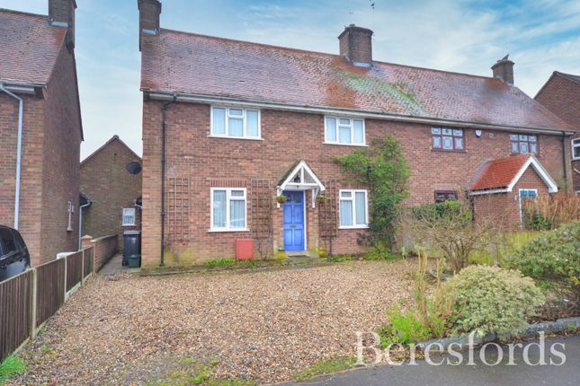 5 bed semi-detached house for sale in Hunts Drive, Writtle, Chelmsford, Essex CM1
