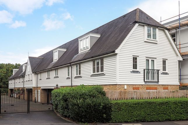 Thumbnail Flat for sale in Millpond Place, Carshalton