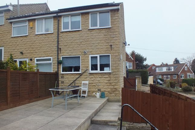 Thumbnail Terraced house to rent in Stoney Lane, Horsforth, Leeds, West Yorkshire