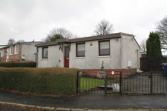 Thumbnail Bungalow to rent in Elm Road, Paisley