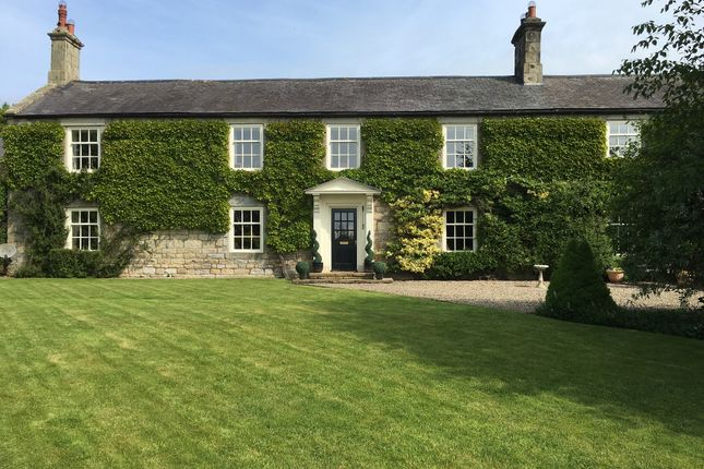 Thumbnail Country house for sale in Grangemoor House, Scots Gap, Morpeth, Northumberland
